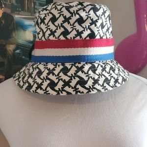 Red White and Blue Juicy Couture Bucket Hat